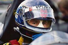 Gerhard Berger ATS D7 Italian Grand Prix 1984 Photograph 3