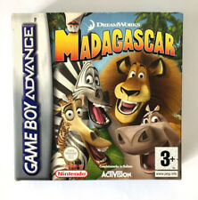 Madagascar - Nintendo - Gameboy Advance