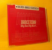 MAXI Single Danceteria Why Does My Heart Feel So Bad? 5TR 2000 ZYX Trance