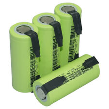 4XHixon 3.2V 3500mAh IFR26650-35A Rechargeable Batteries LiFePo4 battery w/ tabs