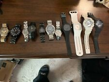 Men's Watch Bundle Nixon Casio G-Shock Relic Armitron Citizen Guess Zoo York