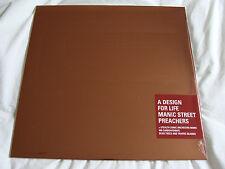 "Vinyl 12"" Single: Manic Street Preachers : A Design For Life : 2016 RSD Sealed"