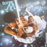 Boney M. - Nightflight To Venus (LP, Album, Club Vinyl Schallplatte - 166527