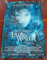 "Lady In The Water Advance Movie Poster M. Night Shyamalan 27"" x 40"""