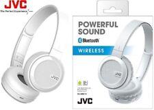 Auriculares blancos JVC con conexión Bluetooth
