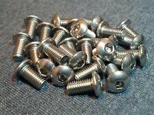 M5x10mm Button Head Stainless Steel Screws Hex 25pk HPI RC Car Truck Kyosho BAJA