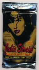 """1996 Comic Images Julie Strain """"Queen of the """"B"""" Movies"""" Trading Card Pack"""