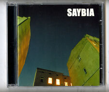 Saybia ‎– The Second You Sleep / CD