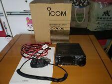 Icom IC-7000 HF-6M/VHF/UHF All Mode Transceiver