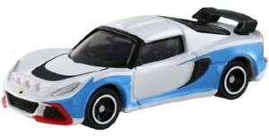 Tomica No.10 Lotus Exige R-GT box * first special color Miniature Car