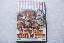 """DVD """"Le plus grand cirque du monde"""". Avec John Wayne"""