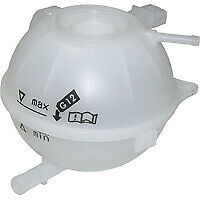 COOLANT EXPANSION TANK BOTTLE SKODA FABIA RAPID ROOMSTER PRAKTIK OE: 6Q0121407B