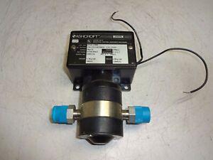 ASHCROFT D424V-XFM06 PRESSURE SWITCH