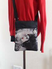 Gothic cross body shoulder bag