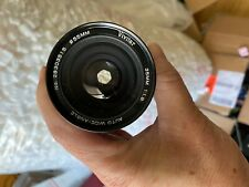 Excellent Condition! Vivitar 35mm f/1.9 Fast Wide Angle Prime Lens Minolta MD MC