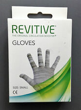 REVITIVE Gloves Original Circulation Booster - SMALL - NEW (SEALED)