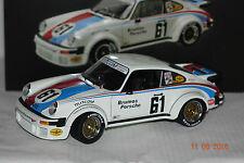 """Porsche 934 RSR """"Brumos"""" #61 weiß 1:18 Schuco neu & OVP 338"""