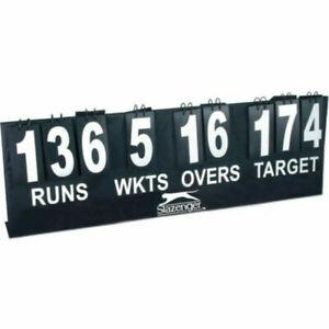 Slazenger Portable Cricket Scoreboard