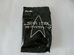 Star Trek Furuta Federation ships and Alien Ships
