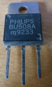 Genuine BU508A Philips  Transistors 1993