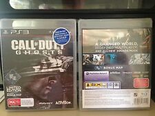 Call of Duty Ghosts with Preorder Bonus (Free Fall Map)