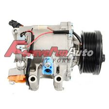Ac Compressor And Clutch For Honda Civic 2006 2011 18l 4 Cyl Co 4918ac