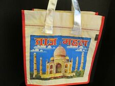 Extra Large Canvas Tote Bag, Design