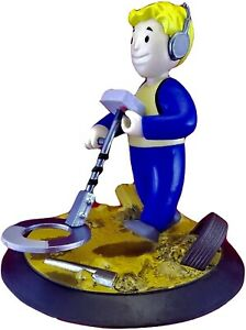 "FALLOUT FORTUNE FINDER PERK FIGURE ""Scavenged"" LootCrate Loot Gaming Exclusive"