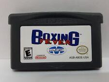 Boxing Fever (Nintendo Game Boy Advance, 2001) NTSC