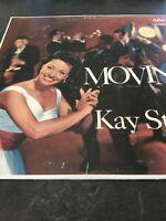 Kay Starr Movin LP Vinyl