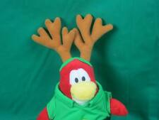DISNEY CLUB PENGUIN SERIES 5 CHRISTMAS REINDEER ELF NO CODE PLUSH ONLY TOY