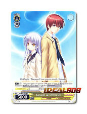 Weiss Schwarz Angel Beats! x 4 Kanade & Otonashi [AB/W31-E038 C] English