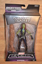 Hasbro Marvel Legends Infinite Series Guardians Of The Galaxy GAMORA Figure BAF