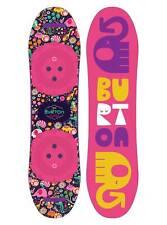 Burton Chicklet Snowboard - 2018 Youth Girls - 120 cm