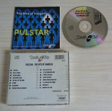 RARE CD ALBUM PULSTAR THE HITS OF VANGELIS 16 TITRES GRF153