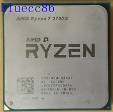 AMD Ryzen 7 2700X 3.7 GHz 8-Core Socket AM4 CPU Processor