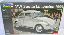 REVELL 07083 KIT 1/24 VW VOLKSWAGEN BEETLE LIMOUSINE 1968