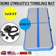 USA Stock Air Track Floor Home Gymnastics Tumbling Mats Inflatable GYM