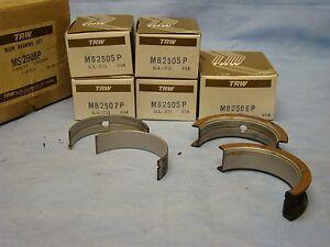 1967 - 1976 Buick Oldsmobile Olds 400 430 455 Main Bearing Set STD