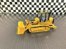 Norscot Caterpillar 963D Track Loader w/Metal Tracks - Yellow/Black - 1:50 Boxed
