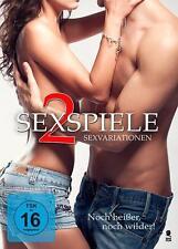 Sexspiele - Teil 1 - Sexvariationen - DVD NEU in Folie (1443)