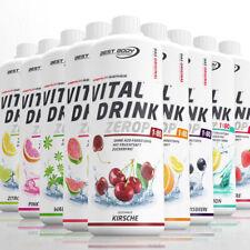 Best Body Nutrition Low Carb Vital Drink Mineraldrink Getränkesirup 1 Ltr  Fl.