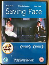 Joan Chen SAVING FACE ~ 2005 Pregnant Widow Romantic Drama | UK DVD