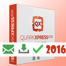 Quarkxpress 2016 For Windows 🔥 LIFETIME Legit License  🔑 FAST Delivery ✔️