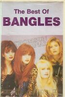 Bangles.. The Best Of.. Import Cassette Tape