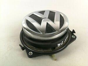 Volkswagen Golf R MK7 Rear Trunk Tailgate Badge Opener Unlock Handle 2G6827469