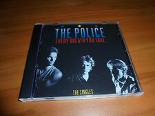 Every Breath You Take: The Singles by The Police (CD, 1986, A&M (USA)) Used ORG