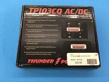 THP103CQACDC Thunder Power TP103CQ-AC/DC 1S LiPo Quad/4-Port 12V AC/DC Charger