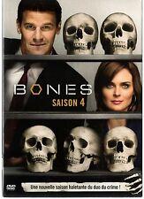 BONES - Intégrale saison 4 - Coffret 3 boitiers slim - 7 DVD - NEUF