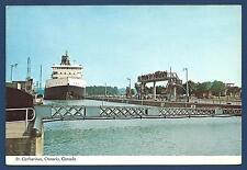 Great Lakes Ship TARANTAU in the Welland Canal, St. Catharines, Ontario, Canada